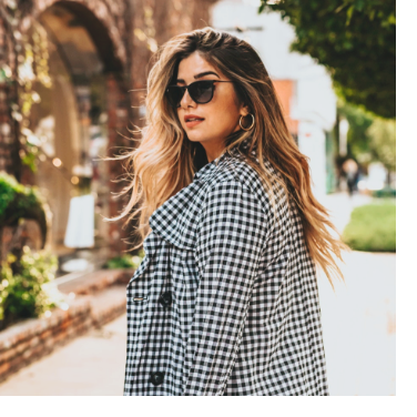 Influencer generated content - first sample